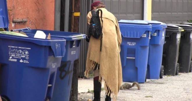 Bir zamanların ünlü modeli şimdi sokaklarda yaşıyor! - Sayfa 2