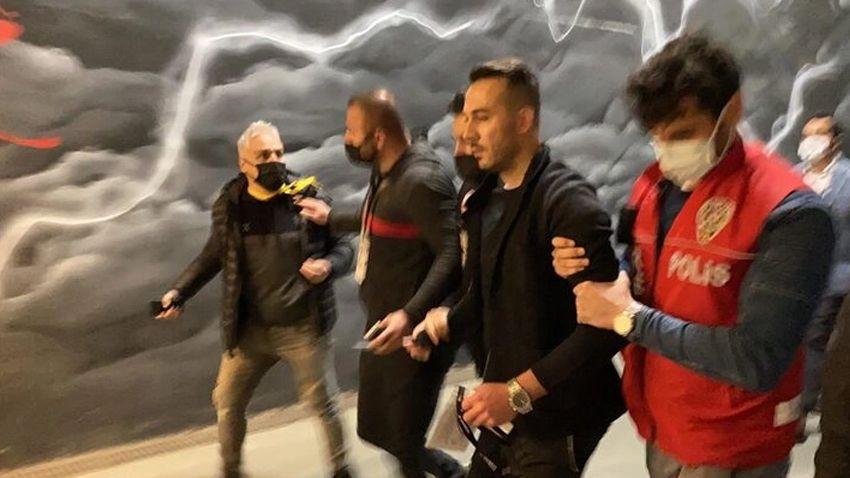 Maç sonu gözaltı! Kavgaya karışan Beşiktaşlı yıldızın menajeri karakola götürüldü - Sayfa 1