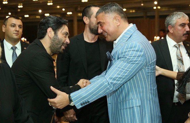 Instagram temizliği yetmedi: İşte Sedat Peker'le fotoğrafı olan 'dostlarım' dediği ünlüler - Sayfa 1