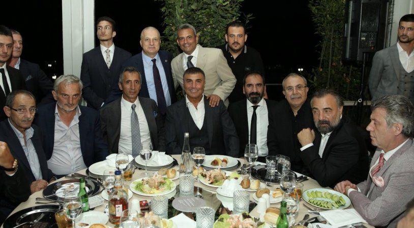 Instagram temizliği yetmedi: İşte Sedat Peker'le fotoğrafı olan 'dostlarım' dediği ünlüler - Sayfa 12