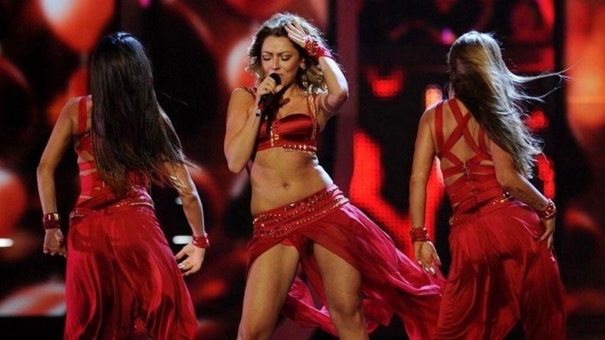 Sözleri olay olmuştu! Hadise'den flaş Eurovision açıklaması - Sayfa 1