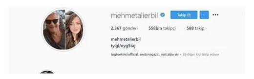 Mehmet Ali Erbil'in genç sevgilisinden cüretkar pozlar! - Sayfa 2