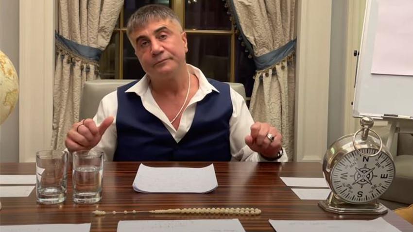 Sedat Peker'den 8. video: Bir dahaki videoda baş başa konuşacağız Tayyip Abi, helalleşeceğiz