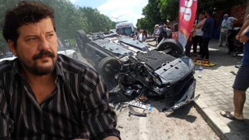 Ünlü oyuncu İlker Aksum ölümden döndü