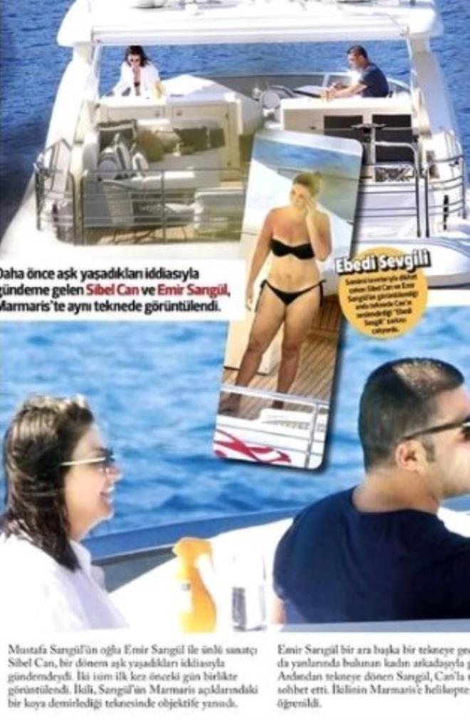 Sibel Can yıllar sonra bikinili görüntülendi! O fotoğraflar yeniden gündem oldu - Sayfa 2