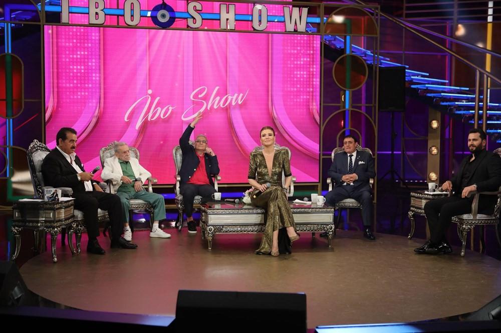 İbo Show'un merakla beklenen yeni bölümünden ilk kareler geldi! İşte bu haftaki konuklar…