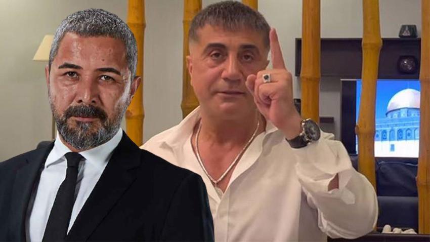Sedat Peker bu kez Habertürk sunucusu Veyis Ateş'i hedef aldı: Seni de kibrit kutusuna sokacağım
