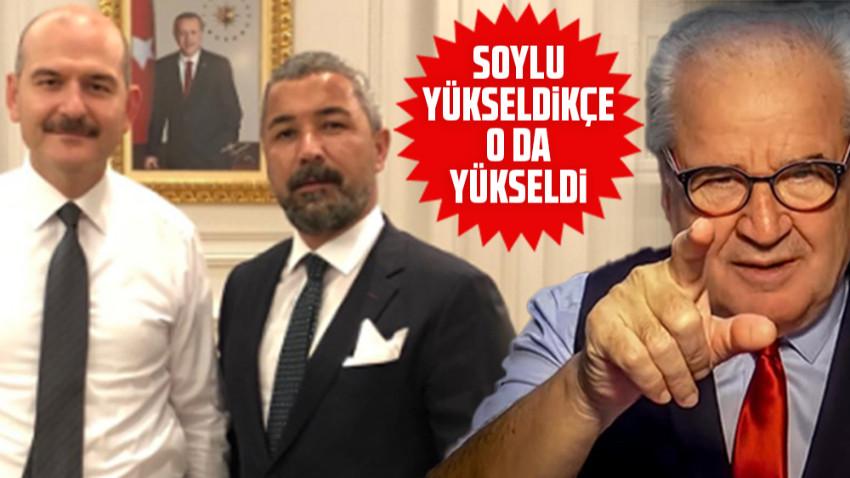 Korkusuz yazarından Veyis Ateş'e ağır suçlama: Kirli bir tefeciden 10 milyon Euro avanta!