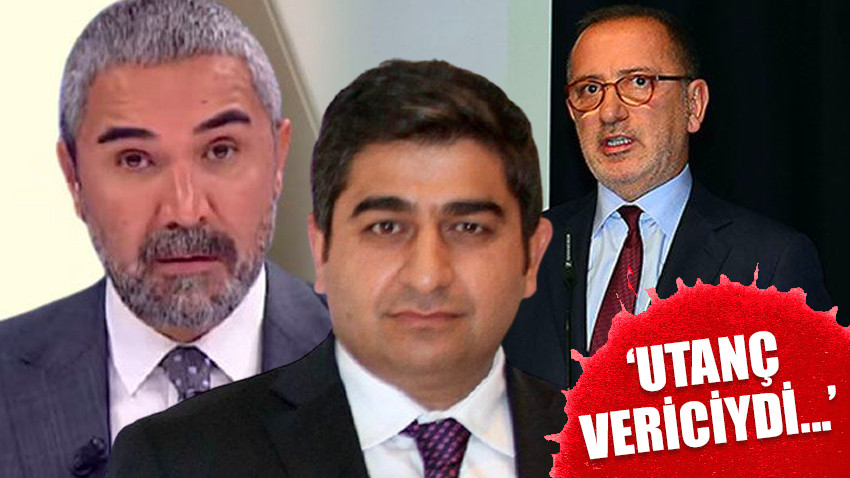 Sezgin Baran Korkmaz'dan Fatih Altaylı'ya şok telefon! 'Size kirli bir gazeteciyi anlatacağım'