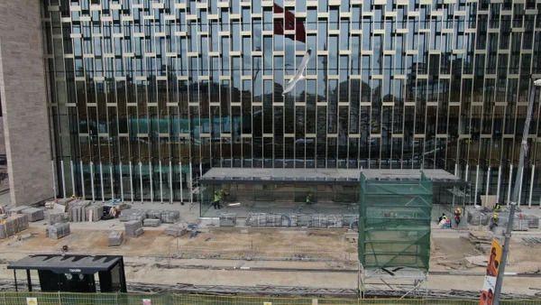 AKM'nin önündeki demir panolar kaldırıldı! İlk fotoğraflar geldi - Sayfa 3