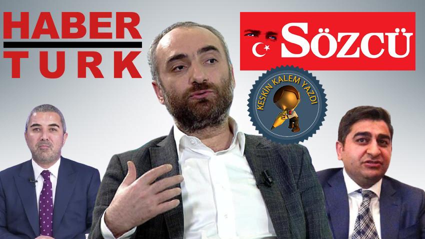 İsmail Saymaz Habertürk'e mi, Sözcü'ye mi çalışıyor?