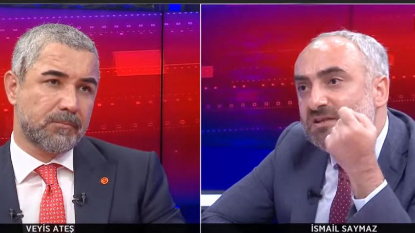 Sözcü yazarı İsmail Saymaz, Veyis Ateş yayınını yazdı: Ben ikna olmadım!