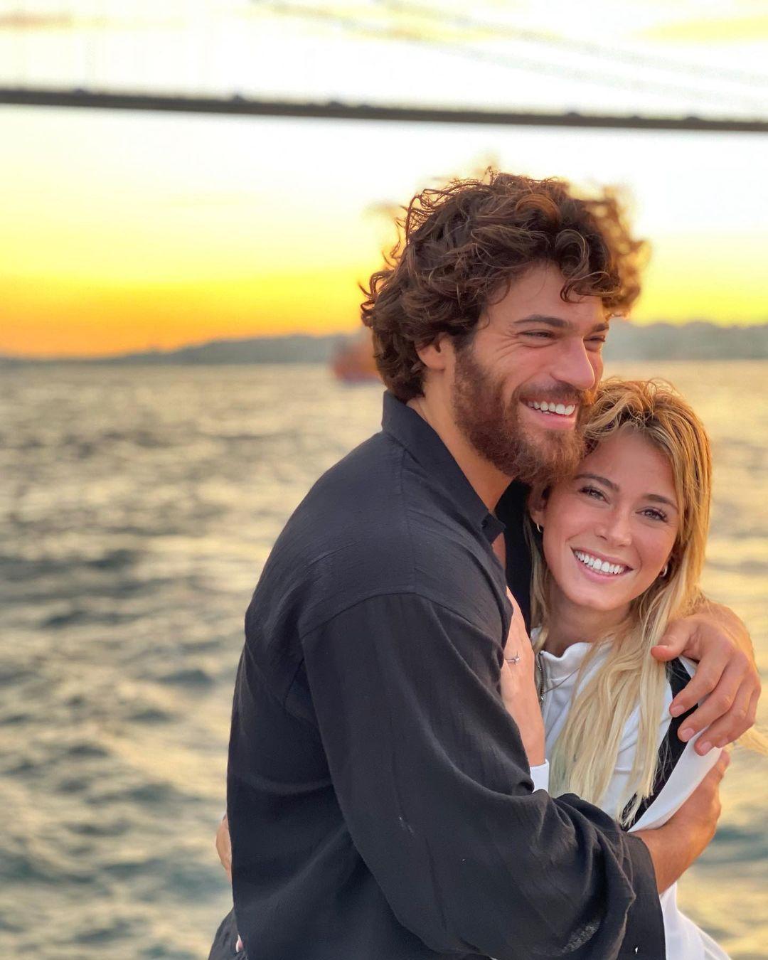 Can Yaman ve sevgilisi Diletta Leotta, İstanbul'da! Aileden onay çıktı... - Sayfa 1
