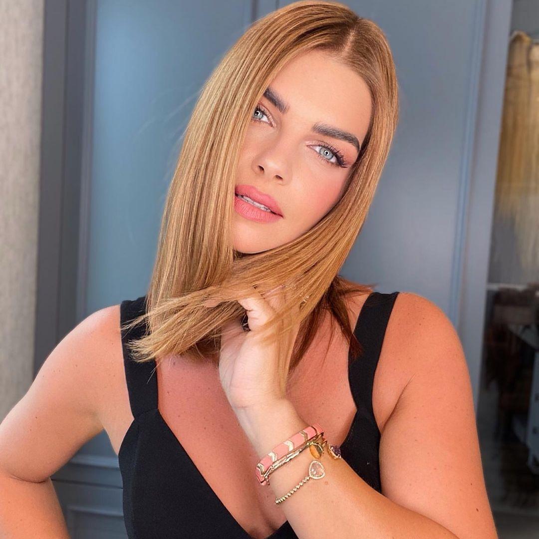 Pelin Karahan imaj değiştirdi! Sarı saçlı haline beğeni yağdı