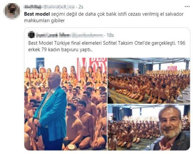 Best Model Türkiye seçmeleri sosyal medyada alay konusu oldu - Sayfa 4