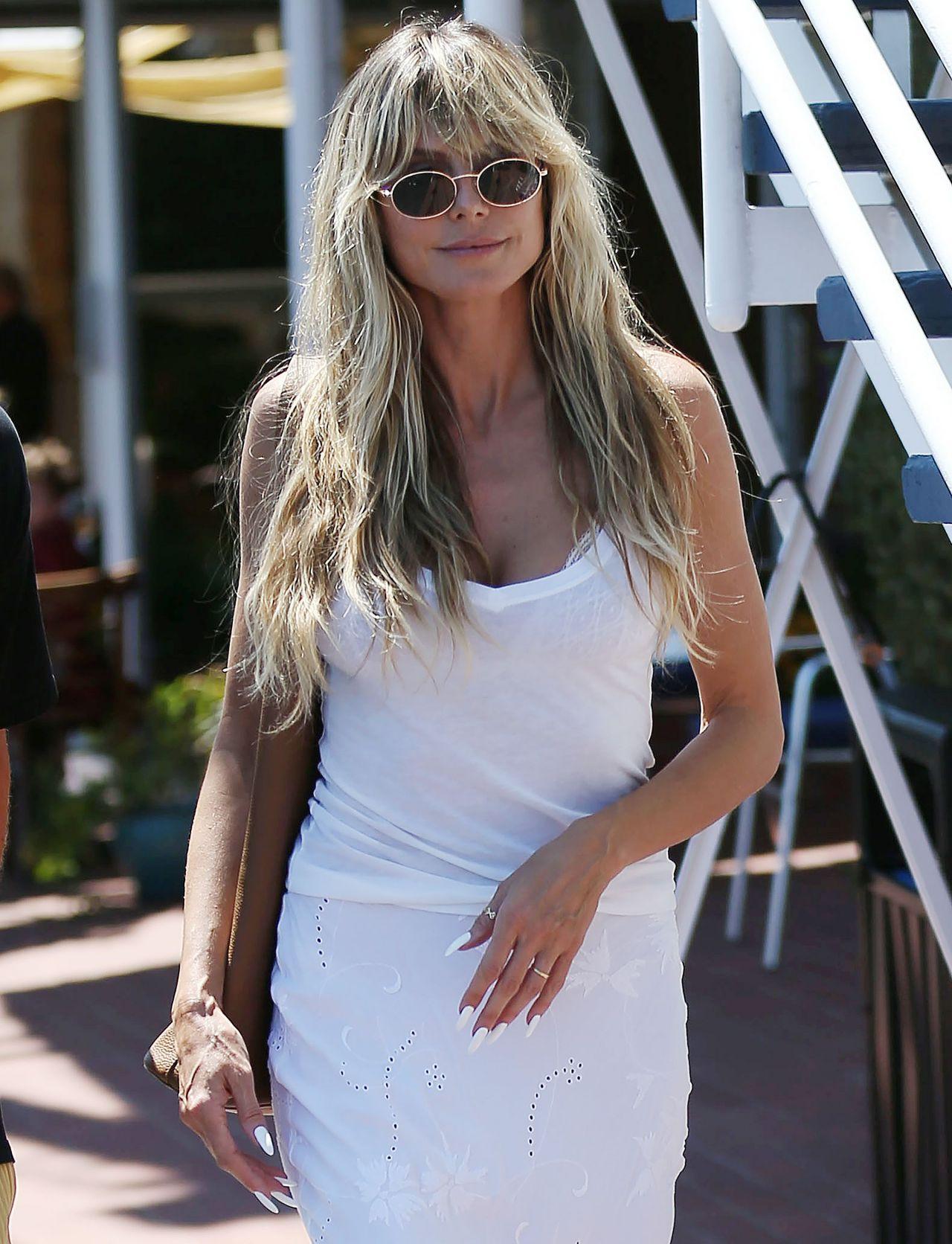 """Heidi Klum'dan çılgın yatak odası itirafı! """"Oldukça çılgınım, partnerimi..."""" - Sayfa 14"""