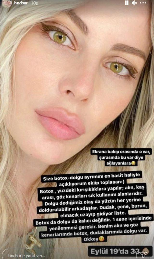 Ünlü spiker Hande Sarıoğlu'dan estetik itirafı! Eski hali herkesi şaşırttı… - Sayfa 4