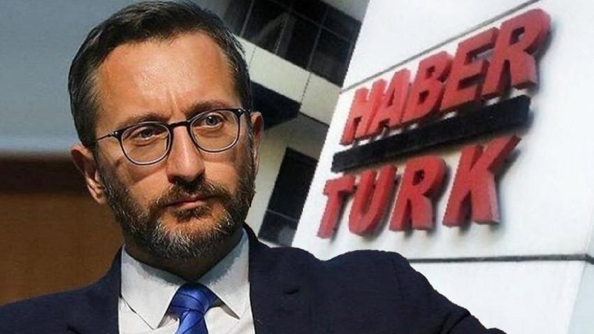 Habertürk'ten İletişim Başkanı Altun'a sert yanıt! 'Özür' çıkışı tartışma yaratacak!