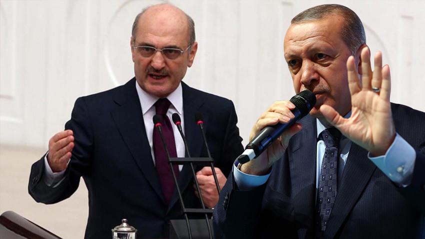Eski bakanın paylaştığı söz tartışma yarattı! Erdoğan'ı mı hedef aldı?