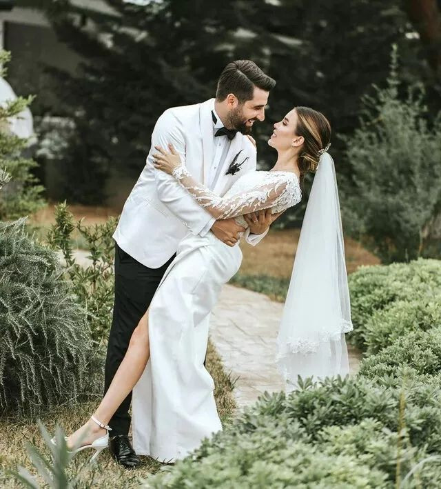 'Biz evlendik' notuyla duyurdu Nikâhtan kareleri paylaştı - Sayfa 4
