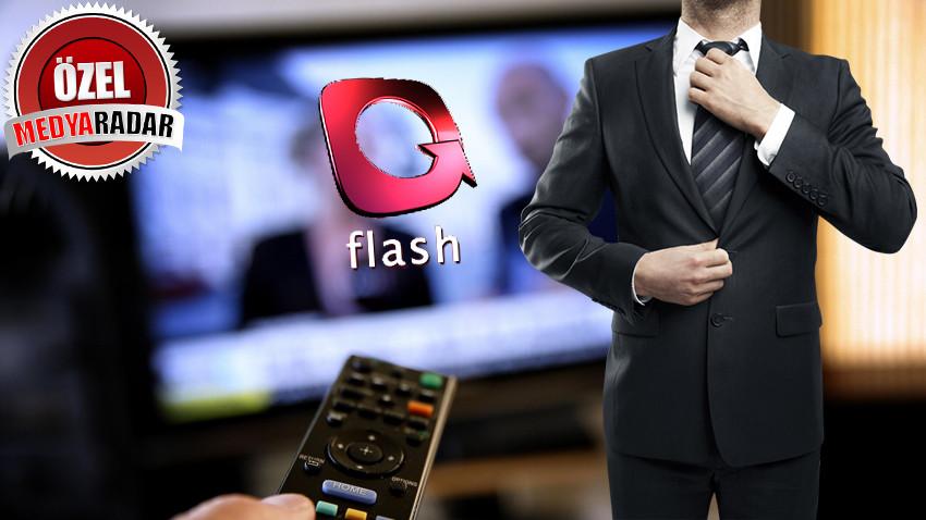 Flash TV'ye üst düzey transfer! Kanalın ikinci ismi belli oldu...