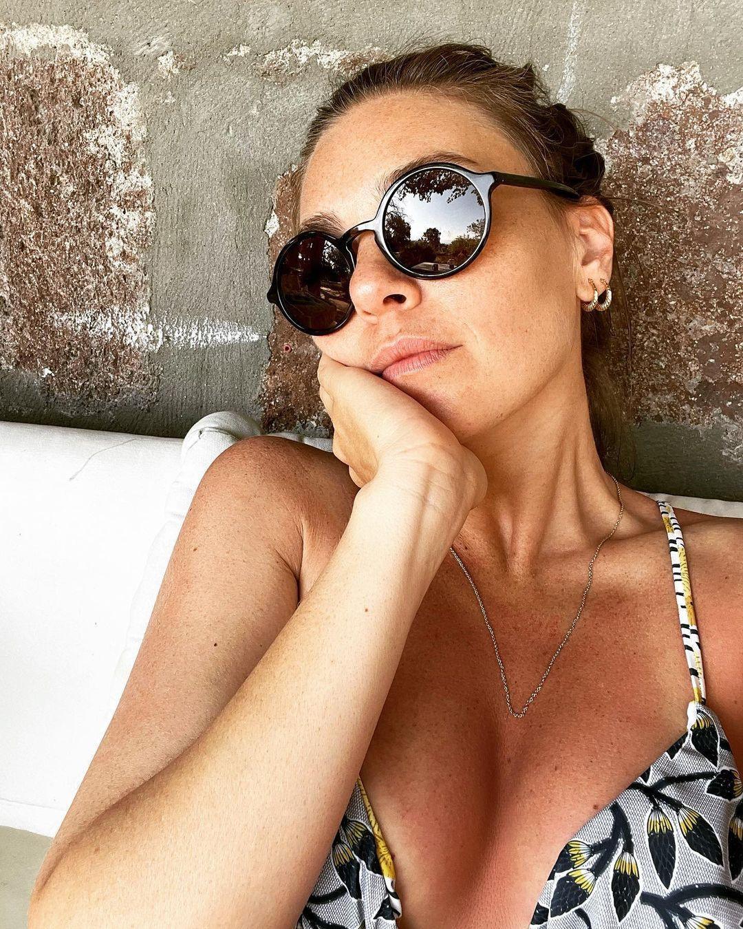 Aslı Enver'den gündem olan tatil pozları! Sosyal medyayı salladı... - Sayfa 9