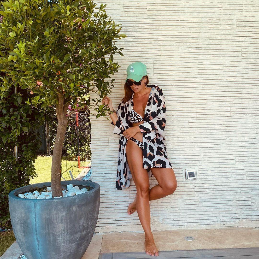 Pelin Karahan'dan bikinili tatil pozları! On binlerce beğeni geldi... - Sayfa 8