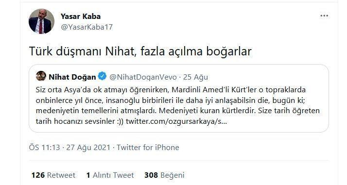 "MHP'li isimden, Nihat Doğan'a şok tehdit! ""Fazla açılma boğarlar!"" - Sayfa 3"