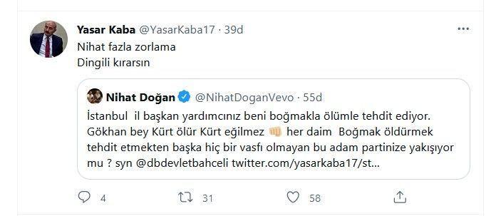 "MHP'li isimden, Nihat Doğan'a şok tehdit! ""Fazla açılma boğarlar!"" - Sayfa 4"