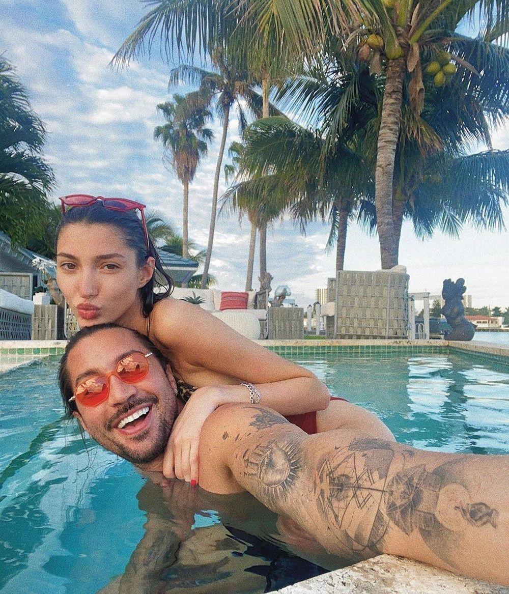 Miss Turkey güzeli Şevval Şahin'den olay bikinili pozlar! Adeta takipçilerini mest etti... - Sayfa 2