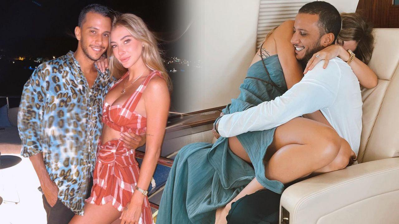 Şeyma Subaşı ve sevgilisi Mısır'da aşka geldi! Plajda öpüştükleri anları paylaştı... - Sayfa 16