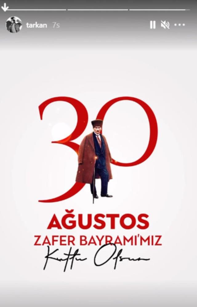 Büyük Taarruz'un 99. yılı! Ünlü isimlerden '30 Ağustos' paylaşımları - Sayfa 2