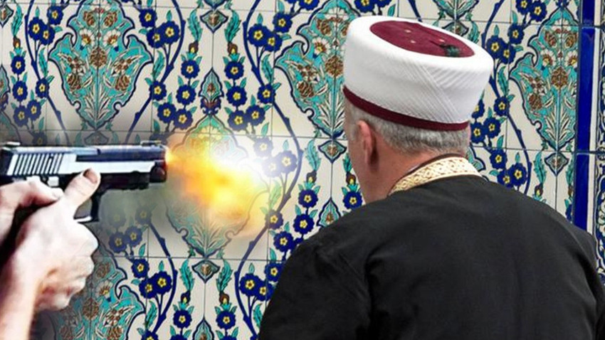 Trabzon'da vahşet! Cami imamı baba 3 kızını öldürdü!