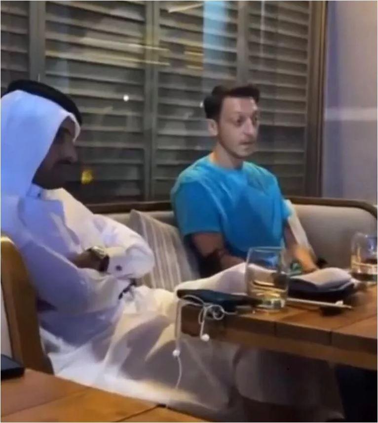 Mesut Özil Katar'a mı transfer oluyor? - Sayfa 2
