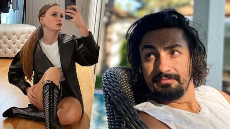 Serenay Sarıkaya ile ilgili olay aşk iddiası! Çağatay Ulusoy detayı dikkat çekti... - Sayfa 2