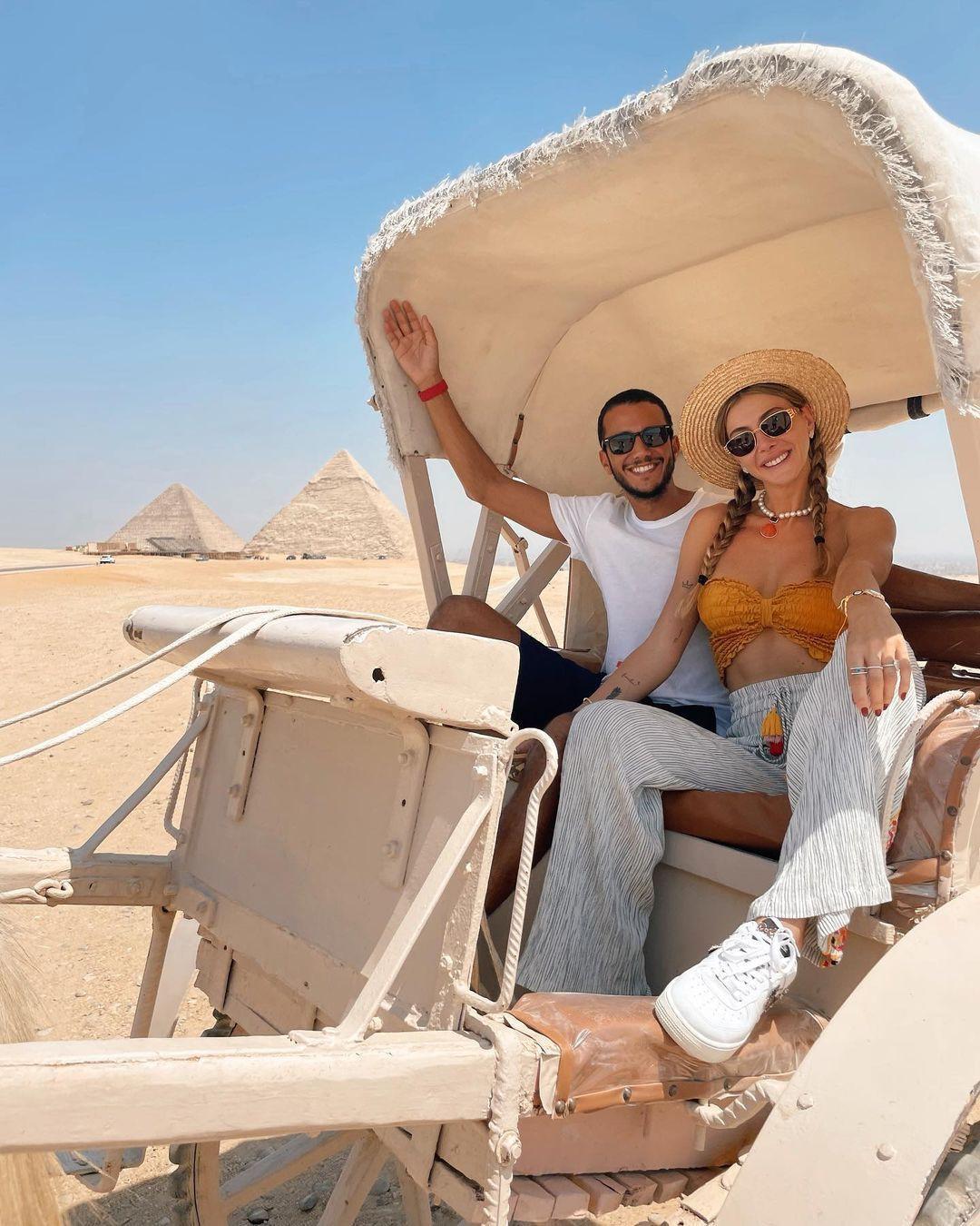 Mısır'da tatilde olan Şeyma Subaşı şaha kalktı! Aşk tam gaz devam ediyor... - Sayfa 3