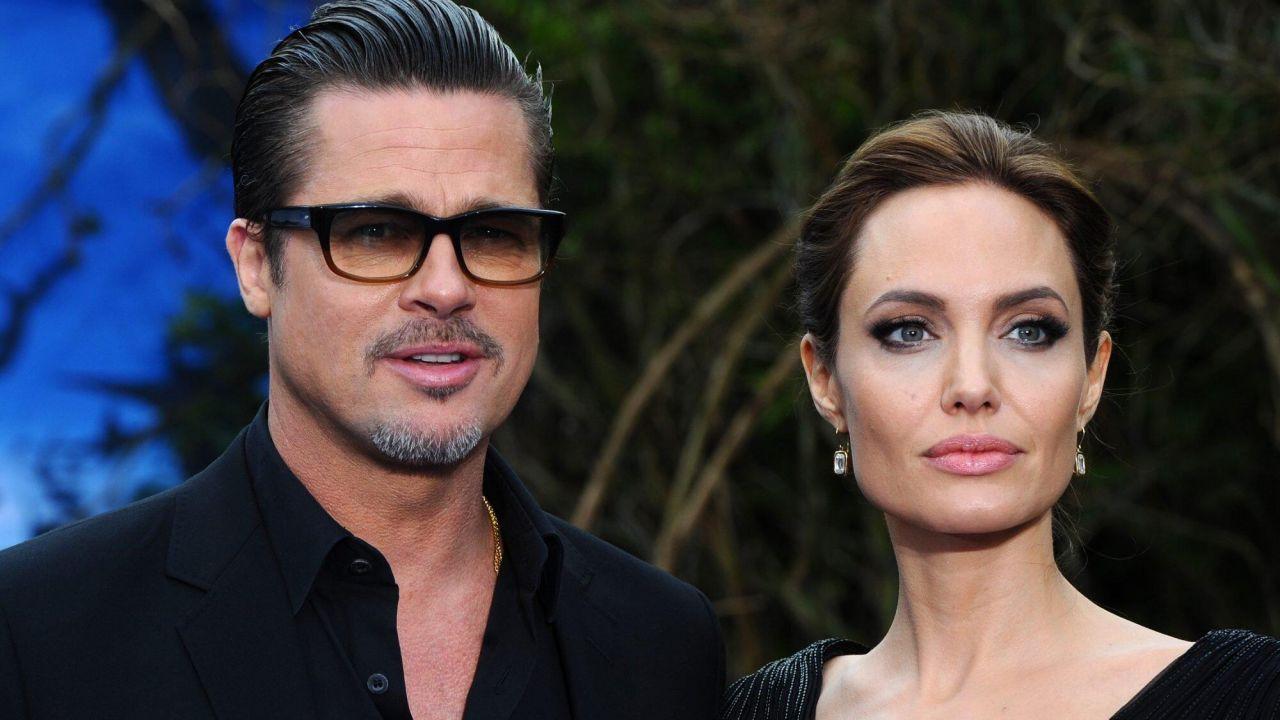 Angelina Jolie'den korkutan Brad Pitt açıklaması! 'Güvenliğimizden endişe ettim...' - Sayfa 1