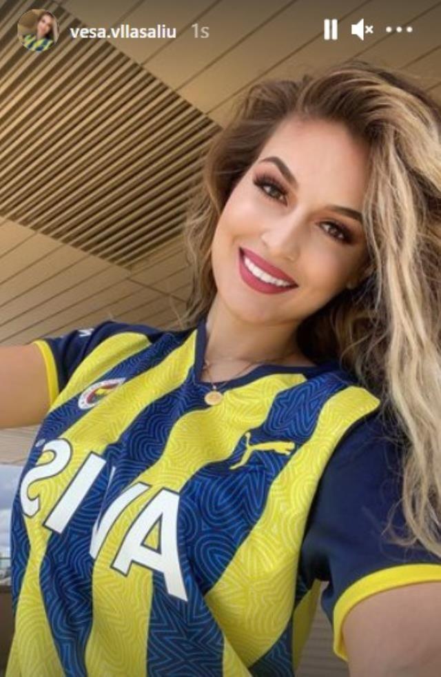 Taraftar mest oldu! Fenerbahçe'nin yeni yengesi gönülleri fethetti - Sayfa 1
