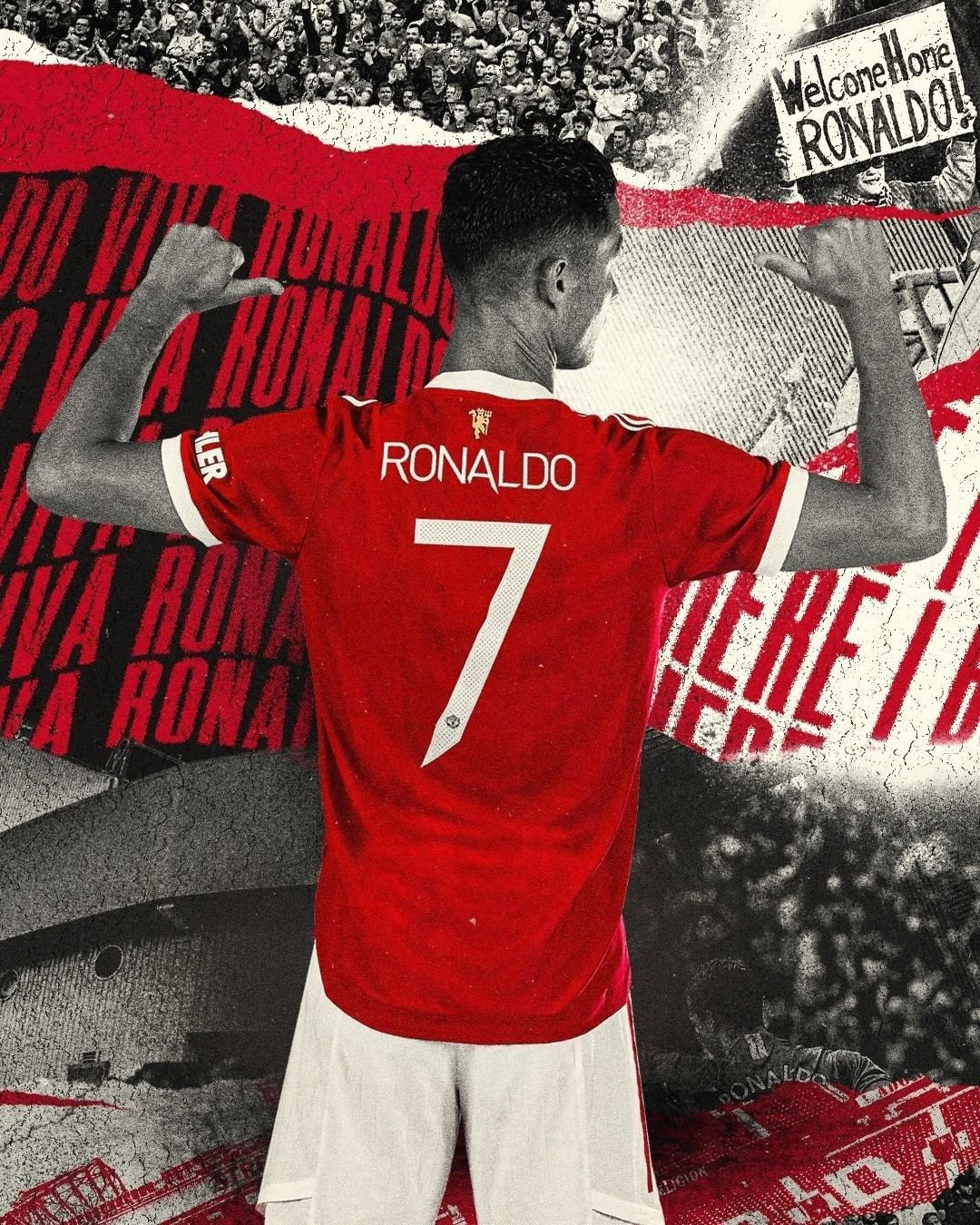 Ronaldo'nun dönüşünü cesur pozlarla kutladı! 'Daha ateşli fotoğraflar paylaşacağım' - Sayfa 3