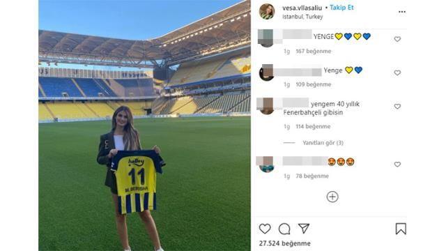 Taraftar mest oldu! Fenerbahçe'nin yeni yengesi gönülleri fethetti - Sayfa 4