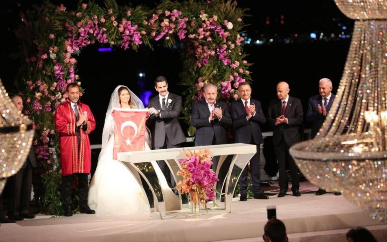MHP bu fotoğrafları paylaştı: Aydın Doğan, Binali Yıldırım ve Devlet Bahçeli ile aynı masada! - Sayfa 3