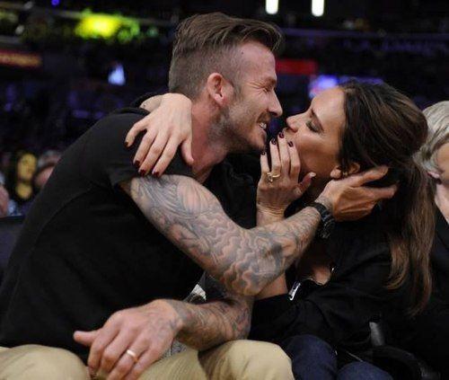 Victoria Beckham'dan 'popo' intikamı! David Beckham'ın öyle bir fotoğrafını paylaştı ki... - Sayfa 3