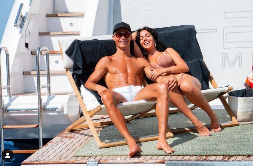 Cristiano Ronaldo ile Georgina Rodriguez'in aşkları belgesel oluyor - Sayfa 10