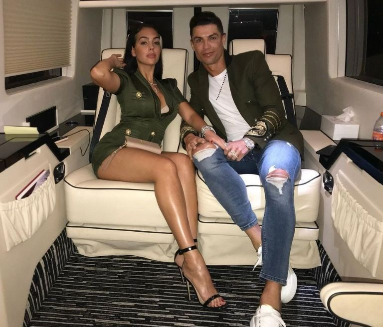 Cristiano Ronaldo ile Georgina Rodriguez'in aşkları belgesel oluyor - Sayfa 11