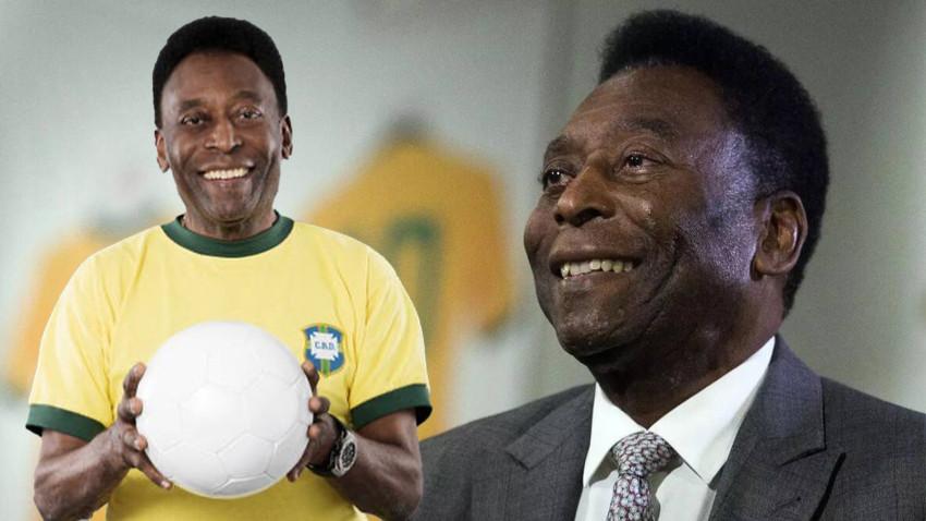 Futbolun yaşayan efsanesi Pele'den korkutan haber!