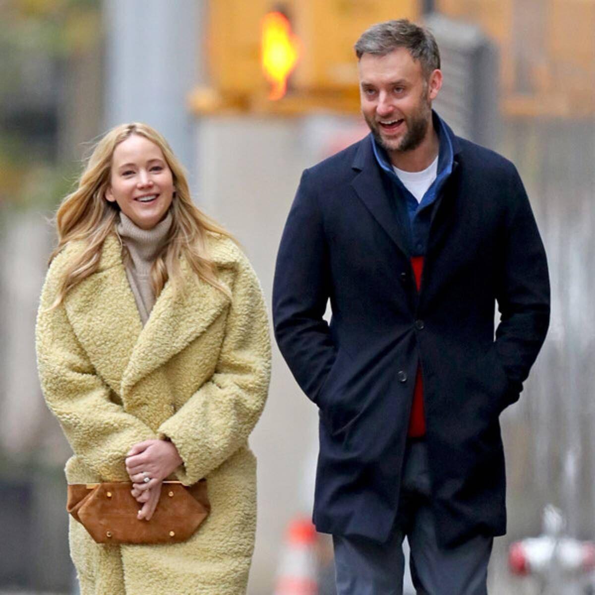 Ünlü oyuncu Jennifer Lawrence'ın hamile olduğu açıklandı - Sayfa 1