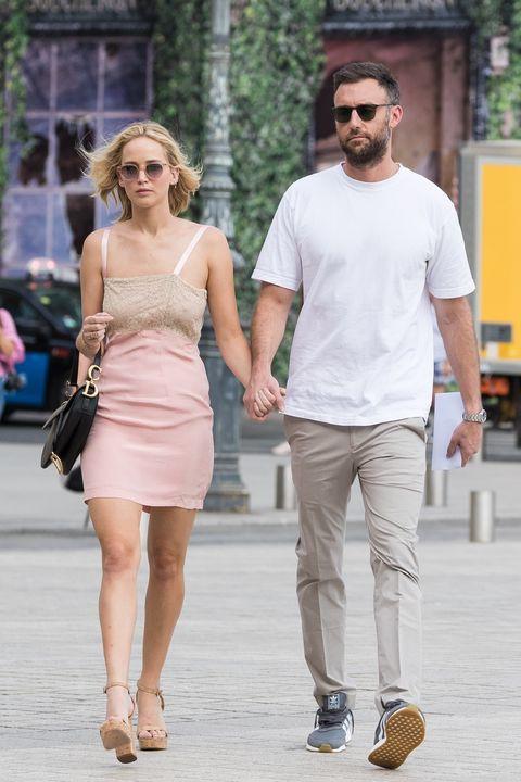 Ünlü oyuncu Jennifer Lawrence'ın hamile olduğu açıklandı - Sayfa 4