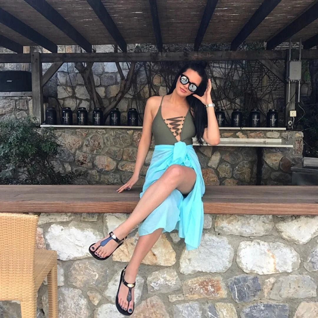 Miss Turkey 2021 güzelinin pozları nefes kesti! - Sayfa 4