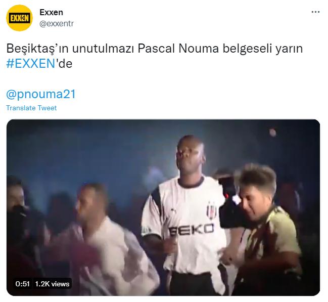 Exxen, Fenerbahçe, Pascal Nouma ve Arda Turan için belgesel hazırladı! - Sayfa 4