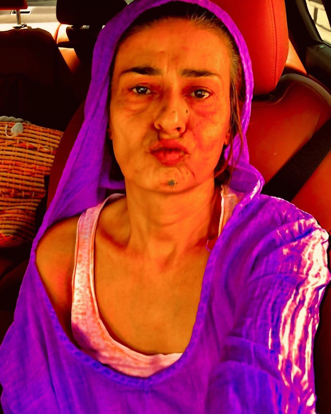 55'lik Yıldız Tilbe ev halini paylaştı! Karın kaslarıyla şov yaptı! - Sayfa 1